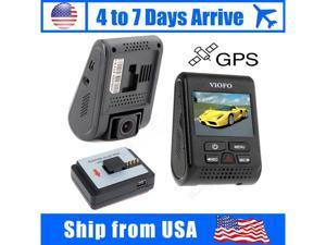 VIOFO A119S Novatek 96660 CMOS Lens 1080P HD Car Camcorder Dash Camera Camera Video Recorder Car DVR with GPS