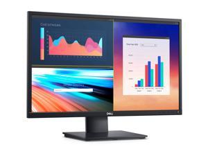 Dell E2420H 24 Inch FHD (1920 x 1080) LED Backlit LCD IPS Monitor with DisplayPort and VGA Ports (25WFD)