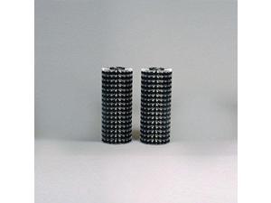 HOST Liberator Zebra Firm Nylon Carpet Brushes, 2 Brushes Per Set - 1 Set