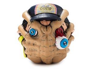 """Alien 4"""" Madballs Horrorballs, Facehugger"""