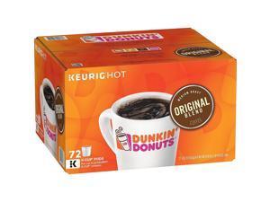 Dunkin' Donuts Original Blend (72 K-Cups)