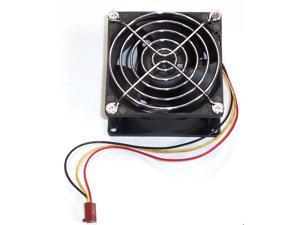 Fan Assy 12Vdc .62A 3-Wire Xseries