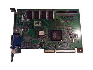 Ati 109-55700-01 Agp Video Card