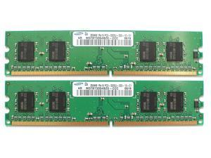 PC2-3200 DDR2-400 240Pin M378T3354BZ0-CCC (M0006)