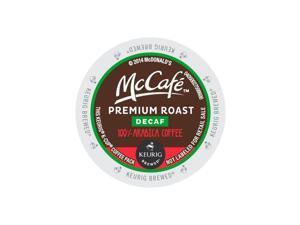 McCafe Premium Roast Decaf K-Cup® Pods, 0.34 Oz, Box Of 24 Pods