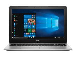 "Dell Inspiron 15 5000 (5575) Laptop, 15.6"", AMD Ryzen™ 5 2500U with Radeon™ Vega8 Graphics, 1TB HDD, 4GB RAM, i5575-A427SLV-PUS Silver Notebook PC Computer"
