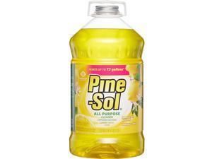 Pine-Sol All-Purpose Cleaner, Lemon Scent, 144 oz Bottle