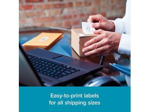 DYMO® Standard Shipping Labels For LabelWriter® Label Printers, 2 5/16'' x 4'', White, 300 Labels Per Roll, Pack Of 6 Rolls