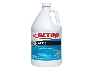 Betco® AF315 Disinfectant Cleaner, Citrus Floral Scent, 1 Gallon, Case Of 4