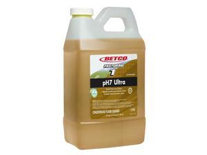 Betco® PH7 Ultra Floor Cleaner, Fastdraw, 67.6 Oz (2-Liter), Pack Of 4
