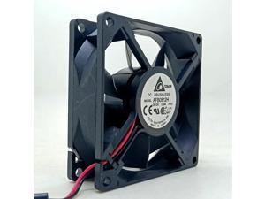 Original FOR ADDA AD0612HB-A70GL 6CM 6025 dual ball bearing cooling fan 12V 0.23A 2 line