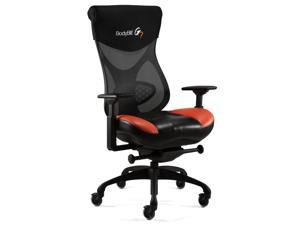 BodyBilt G7 Ergonomic Mesh Back Gaming Chair, Adjustable Back, Seat Depth / Height, Air Cell Lumbar, Multidirectional Arms. Proudly Made in the USA