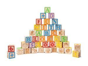 40 large jumbo abc blocks for babies, toddlers, kids, baby shower, decorations. beautiful wooden set of engraved alphabet lette