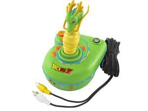 jakks pacific dragon ball z plug & play tv game