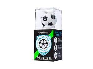 sphero mini soccer: app-enabled programmable robot ball - stem educational toy for kids ages 8 & up - drive, game & cod