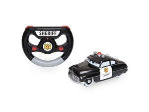 disney sheriff rc car - cars