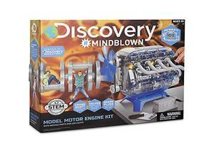 discovery mindblown stem model motor engine kit