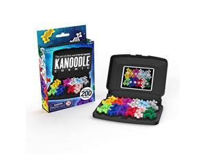 educational insights kanoodle cosmic, brain logic game, critical thinking & brain teaser puzzles, ages 7+