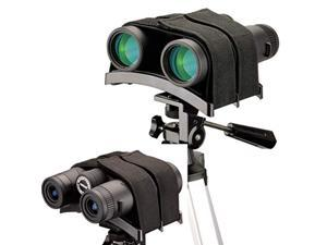 gosky universal binocular tripod mount, stabilite binocular tripod adapter -1/4-20 - new binocular rest compatible with all tri