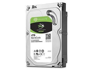 seagate barracuda internal hard drive 4tb sata 6gb/s 256mb cache 3.5-inch (st4000dm005)