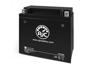 exide 16l-b powersports replacement battery - this is an ajc brand replacement
