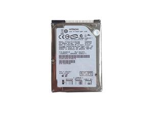 "hitachi hts541612j9at00 120gb 5400 rpm 2.5"" ide ultra ata ide notebook hard drive -bare drive"