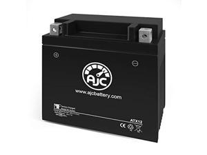 kymco downtown 300 motorcycle replacement battery (2013-2016) - this is an ajc brand replacement