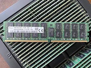 hynix ddr4-2133 16gb/2gx72 ecc/reg cl13 hynix chip server memory