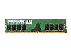 samsung 8gb ddr4 2666mhz dimm pc4-21300 288-pin 1rx8 1.2v udimm desktop memory upgrade m378a1k43cb2-ctd