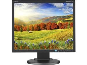 "nec display multisync ea193mi-bk 19"" led lcd monitor - 5:4 - 6 ms 1280 x 1024 / ea193mi-bk /"