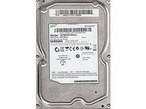 stshd754jj, hd754jj, rev a, samsung 750gb sata 3.5 hard drive