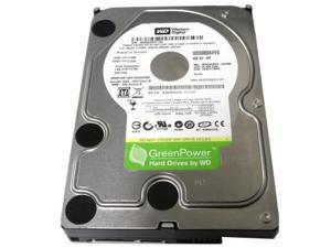 western digital (wd5000avvs) 500gb 8mb cache 5400rpm sata ii 3.0gb/s 3.5in internal hard drive (cctv dvr, pc, mac) [renewed]- w