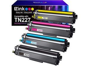 e-z ink (tm) high yield compatible toner cartridge replacement for brother tn227 tn227bk tn-227 tn223bk tn223 for mfc-l3750cdw