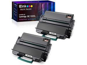 e-z ink (tm) compatible toner cartridge replacement for samsung 203l 203 mlt-d203l high yield to use with proxpress m3370fd m38