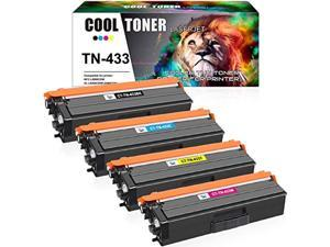 cool toner compatible toner cartridge replacement for brother tn433 tn-433 tn431 brother hl-l8360cdw mfc-l8900cdw hl-l8260cdw m