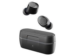 skullcandy jib true wireless in-ear earbud - true black