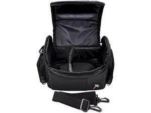 digital deluxe camera carrying bag case for panasonic lumix dc-fz80 dmc-fz2500