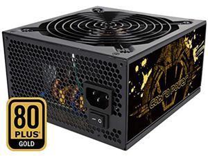 raidmax cobra 600w 80 plus gold full modular japanese cap. power supply