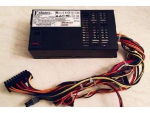 enhance enp-7025b 250w 1u pfc power supply 80plus (enp-7025b)