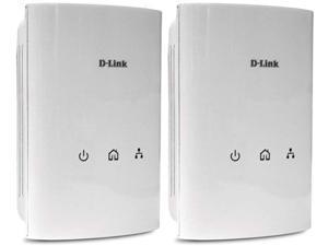 D-Link Powerline AV Network Adapter Kit (DHP-307AV)