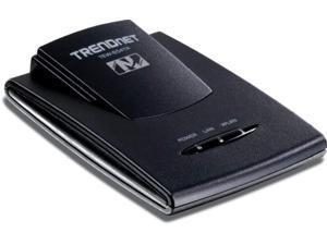 TRENDnet Wireless N 300 Mbps Travel Router Kit, TEW-654TR