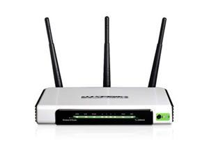 tp-link tl-wr940n wireless router - ieee 802.11n (draft) (tl-wr940n)