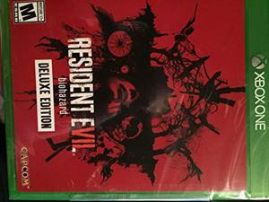 resident evil 7 biohazard deluxe edition