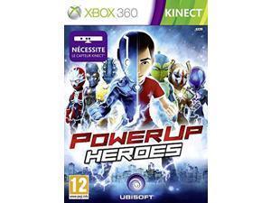 power up heroes (jeu kinect)