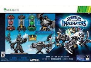 skylanders imaginators dark edition starter pack xbox 360