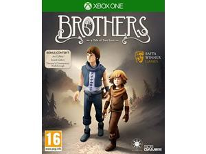 brothers: a tale of two sons (xbox one) (uk import)