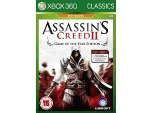 assassins creed 2: game of the year - classics edition (xbox 360)