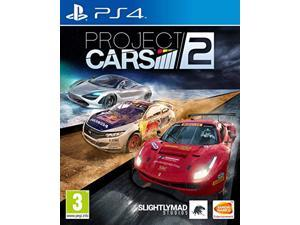 project cars 2 (ps4)