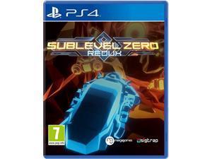 sublevel zero redux /ps4
