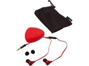 Ecko EKU-TRK-RD Trek In-Ear Headphones - Red